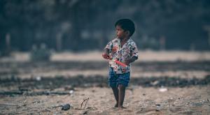 'Los niños del cambio climático': una amenaza para toda una generación