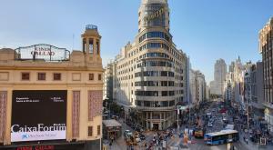 Un billón de microplásticos recorren los cielos de Madrid