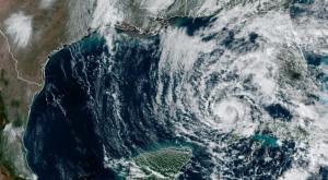 Los huracanes son cada vez más intensos al tocar tierra