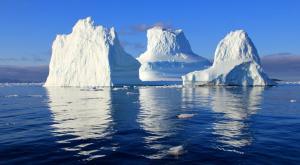 Grandes icebergs a la deriva: una amenaza para la vida en las regiones polares