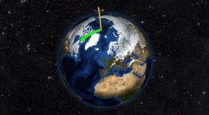 El cambio climático está desplazando el eje de la Tierra