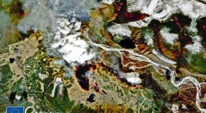 Los incendios ¨zombies¨ vuelven a recorrer el Ártico esta vez en mayo