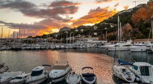 El cambio climático se amarra a los puertos: embarcarse con una subida de medio metro del nivel del mar